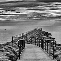Jennings Beach Dock by Michael Gallitelli