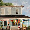 Jenn's Store by Francois Lamothe