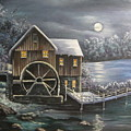 Jenny Mill by Terry Boulerice