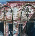 Jerome Ruins by Aleksandra Buha