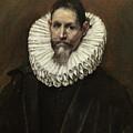 Jeronimo De Cevallos by El Greco