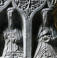 Jerpoint Abbey Irish Tomb Weepers Saints County Kilkenny Ireland by Shawn O'Brien