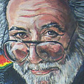 Jerry Garcia by Bryan Bustard