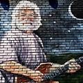 Jerry Garcia by Ed Weidman