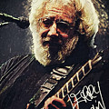 Jerry Garcia by Zapista