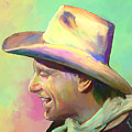 Jerry Jeff The Gypsy Songman by G Cannon