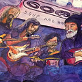 Jerry Joseph And The Jackmormons by David Sockrider