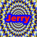Jerry by Mitchell Watrous