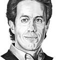 Jerry Seinfeld by Murphy Elliott