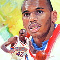 Jerry Stackhouse by Cliff Spohn