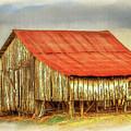 Jerry's Barn by Barry Jones