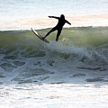 Jersey Surfing by Mary Haber