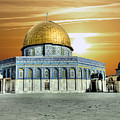 Jerusalem - The Light by Munir Alawi