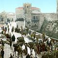 Jerusalem: Bazaar, C1900 by Granger