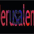 Jerusalem by Day Williams