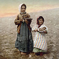 Jerusalem Girls, C1900 by Granger