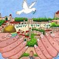 Jerusalem Image by Cecelia Nedlin