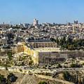Jerusalem Of Gold by Brian Tada