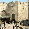 Jerusalem: Jaffa Gate by Granger