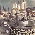 Jerusalem by Popa Andreea