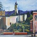 Jerusalem by Rita Fetisov