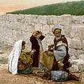 Jerusalem Shoemaker, C1900 by Granger