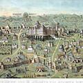 Jerusalem: Solomons Temple by Granger