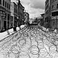 Jerusalem: Street, 1948 by Granger