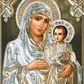 Jerusalem Theotokos by Stoyanka Ivanova