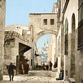 Jerusalem: Via Dolorosa by Granger