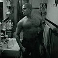 Jesse After Shaving His Head by Rusty Walton