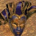 Jester's Mask by Lori Seaman
