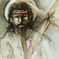 Jesus 3 by Mary DuCharme