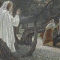 Jesus Appears To The Holy Women by Tissot