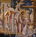 Jesus Arrest And Preparation For Crucifiction by Konstantinos Baklatzis