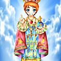 Jesus Child by Isaac Sanchez