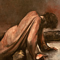 Jesus Falls The First Time by Dan Radi