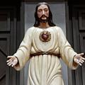 Jesus Figure by Bob Christopher