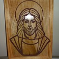 Jesus Frame by M and D Magic Creations