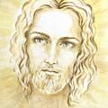 Jesus In Light by Stoyanka Ivanova