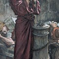 Jesus In Prison by Tissot