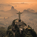 Jesus In Rio by Christian Heeb