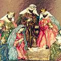Jesus Is Born by Leticia Latocki