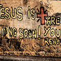 Jesus Is Coming Soon by David Arment