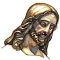 Jesus No 3 by Edward Ruth