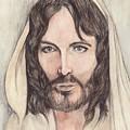 Jesus Of Nazereth by Morgan Fitzsimons