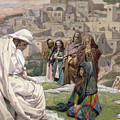 Jesus Wept by Tissot
