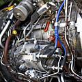 Jet Engine by Ricky Barnard