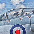 Jet Fighter By John Springfield by John Springfield