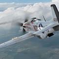 Jet Hunting by Hendrik 'guddi' AviationArt